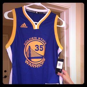 Warriors Jersey Durant 35